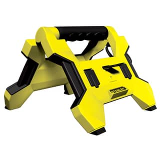 Stanley 32040 8 Outlet Yellow & Black Power Horse Upright Power Center|https://ak1.ostkcdn.com/images/products/11781966/P18692958.jpg?impolicy=medium