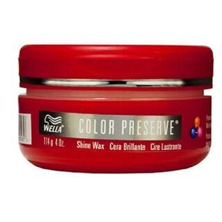 Wella Color Preserve 4-ounce Shine Wax