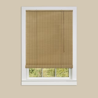 Eclipse Woodtone Vinyl Roll-Up Blind