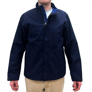 Narragansett Traders Men's Navy Lightweight Waterproof Jacket