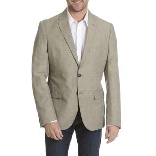 Daniel Hechter Men's Soft Linen Blend Sport Coat