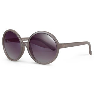 Journee Collection Women's Oversized Fashion Round Sunglasses