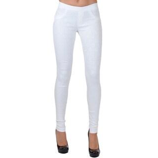 Women's Overlace Legging Pants