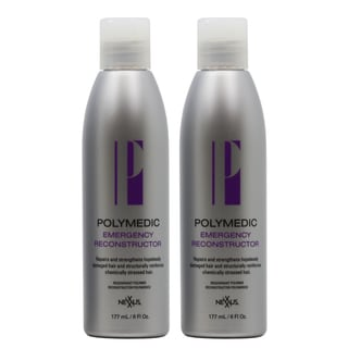 Nexxus Polymedic 6-ounce Emergency Reconstructor (Pack of 2)