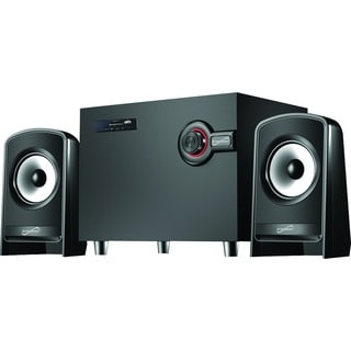 IQ Sound Speaker System - Wireless Speaker(s) - Black