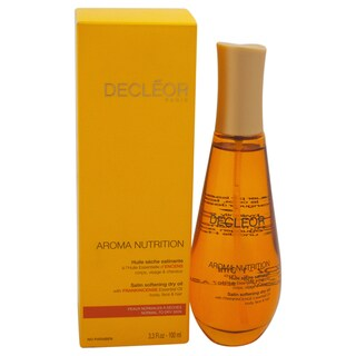Decleor Aroma Nutrition Satin Softening 3.3-ounce Dry Oil