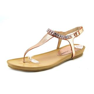 Chinese Laundry Women's 'Flash Back' Leather Sandals