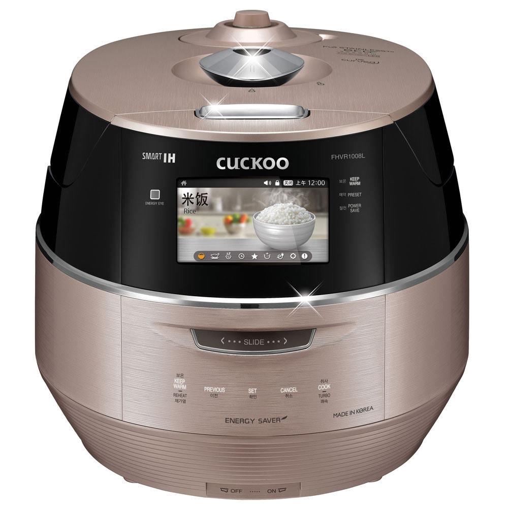 Cuckoo CRP-FHVR1008L Smart IH 10 Cups Electric Pressure R...
