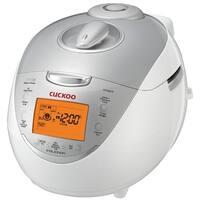 Cuckoo CRP-HV0667F Smart IH 6 Cups Electric Pressure Rice Cooker