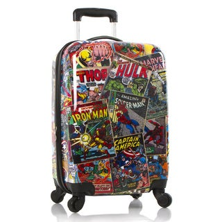 Heys Marvel 21-inch Hardside Spinner Upright Carry-on Suitcase