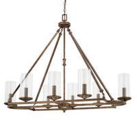 Capital Lighting Avanti Collection 8-light Rustic Chandelier
