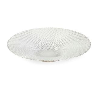 Essentials White Glass Bowl