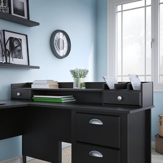 kathy ireland Office by Bush Furniture Connecticut 60W Organizer