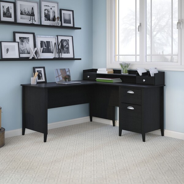 kathy ireland office furniture kathy ireland office by bush furniture connecticut 60w
