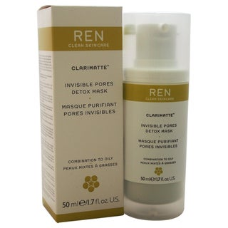 REN Clarimatte Invisible Pores 1.7-ounce Detox Mask