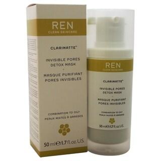 REN Clarimatte Invisible Pores 1.7-ounce Detox Mask