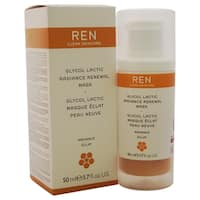 REN Glycol Lactic 1.7-ounce Radiance Renewal Mask