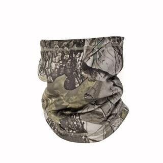 QuietWear Reversible Fleece Neck Gaiter