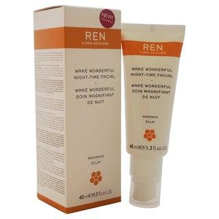 REN Wake Wonderful Night-Time Facial 1.4-ounce Treatment