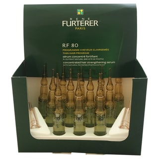Rene Furterer RF 80 Concentrated Serum For Hair Loss (12 x 5 ml Treatments)