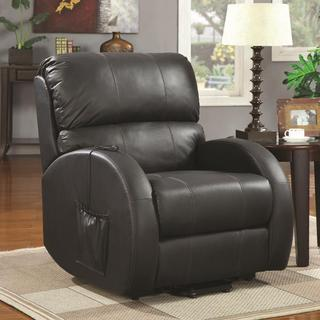 Geraldine Power Lift Recliner & Vinyl Recliner Chairs u0026 Rocking Recliners - Shop The Best Deals ... islam-shia.org