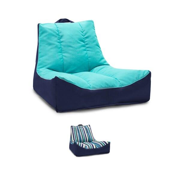 Beansack Big Joe Captain S Chair Pool Float Free
