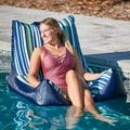 BeanSack Big Joe Captain's Chair Pool Float