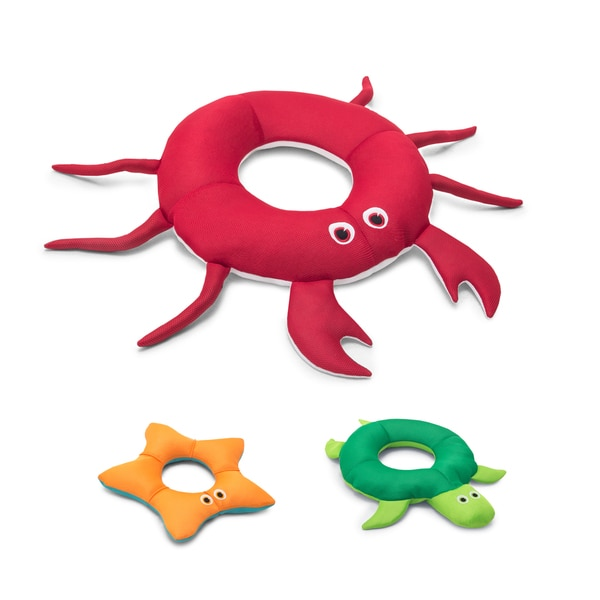 BeanSack Big Joe Kids Floating Pool Pet Ring