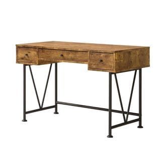 Washington 3-drawer Writing Desk