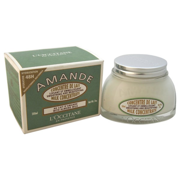 LOccitane  Almond Firming & Smoothing Milk 7-ounce Concentrate Erno Laszlo Luminous Intensive Decollete Treatment SPF 20 1.7oz/50ml New Inbox