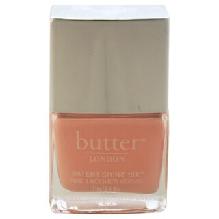Butter London Patent Shine 10X Pink Knickers Nail Lacquer