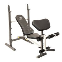 Marcy Foldable Standard Exercise Bench