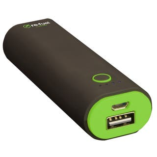 DigiPower 5-re-fuel RF-A26 Rechargeable Power Bank 2600mAh|https://ak1.ostkcdn.com/images/products/11783765/P18694448.jpg?impolicy=medium