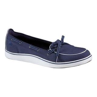 Women's Grasshoppers Windham Navy Canvas (More options available)