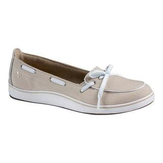 Grasshoppers Womens Windham Slip-On Size 9.5 Stone