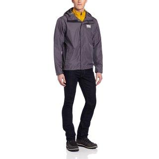 Men's Helly Hansen Seven J Jacket Charcoal