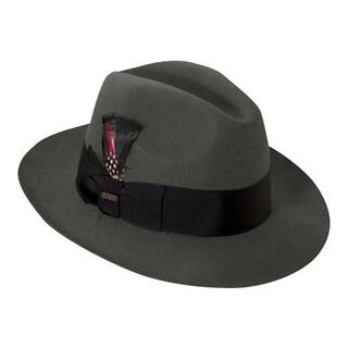 Men's Scala Fedora WF536 Grey