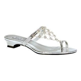 Women's Touch Ups Marcella Silver Mirror