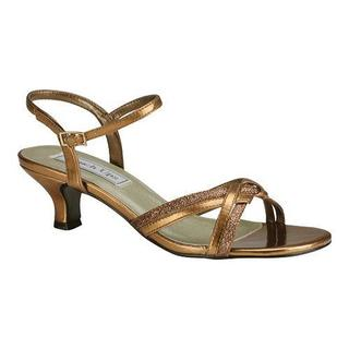Women's Touch Ups Melanie Sandal Bronze Metallic