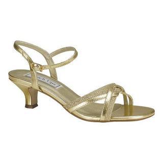Women's Touch Ups Melanie Sandal Gold Metallic