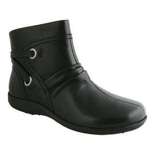 Women's Walking Cradles Zinc Black Leather|https://ak1.ostkcdn.com/images/products/11799064/P18708138.jpg?impolicy=medium