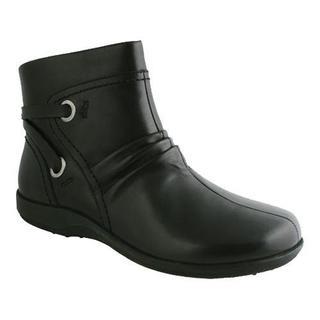Women's Walking Cradles Zinc Black Leather (More options available)