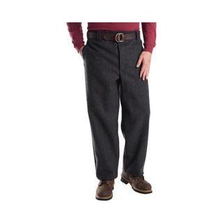 Men's Woolrich Malone Wool Pant Black