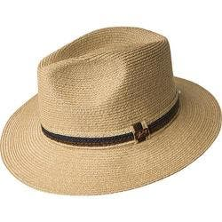 Men's Bailey of Hollywood Brewin Fedora 81701 Natural|https://ak1.ostkcdn.com/images/products/118/502/P18777104.jpg?impolicy=medium