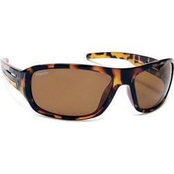 Coyote Eyewear Sonoma High Performance Sport Sunglasses Tortoise/Brown