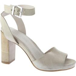 Women's Kenneth Cole New York Toren Ankle Strap Sandal Taupe Suede