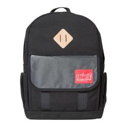 Manhattan Portage Reflective Washington Heights Backpack Black