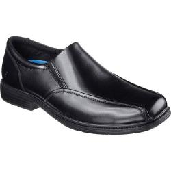 Men's Skechers Relaxed Fit Caswell Noren Loafer Black