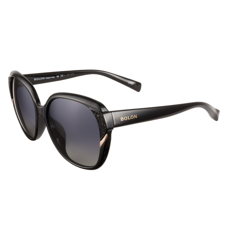 60faab52fe Shop Bolon BL2511 J01 Black Polarized 57 Sunglasses - Free Shipping Today -  Overstock - 11885192