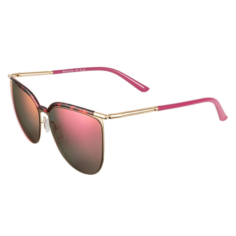 21c222f2ff Shop Bolon BL2530 M03 Gold Polarized 58 Sunglasses - Free Shipping Today -  Overstock - 11885203